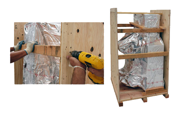 wood dunnage