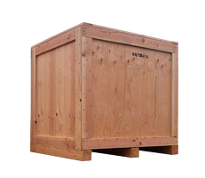 what is mil spec wood crate