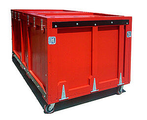 rubber-lined buy wood crates