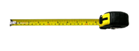wooden container measuring tape