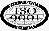 ISO 9001 compliant