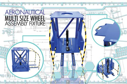 Aeronautical-wheel-assembly