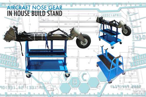 aerospace packaging landing gear