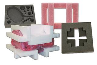custom foam dividers