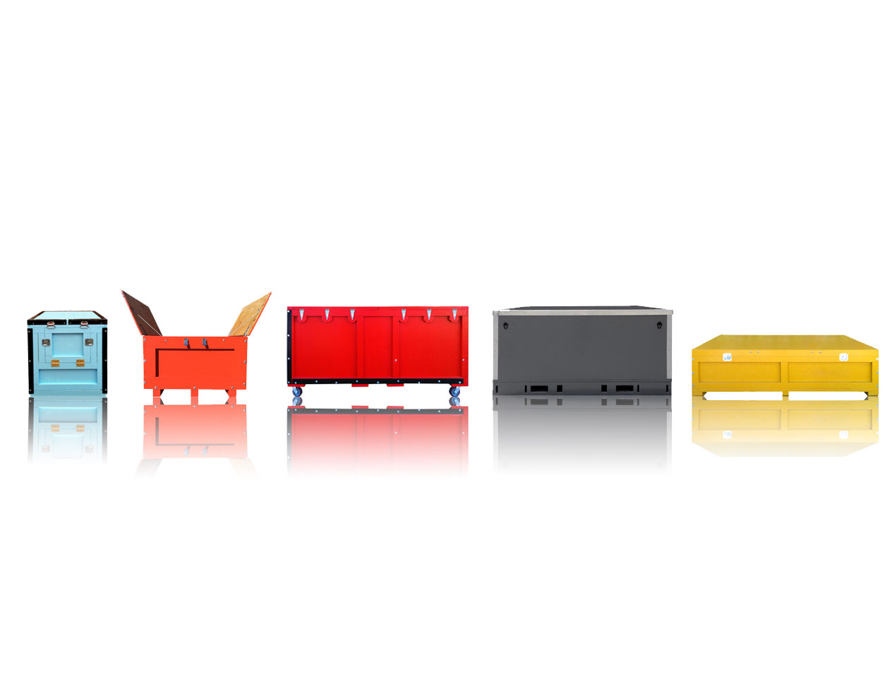 external packaging technology