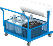 custom material handling equipment