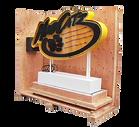 reusable shipping crates trade show