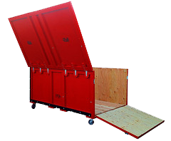 trade show box