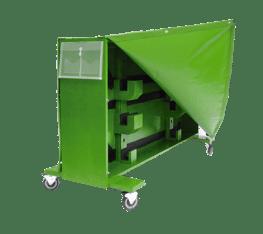 wood-vinyl-material-handling-cart