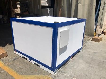 aerospace-packaging access-door