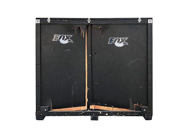 trade show crate