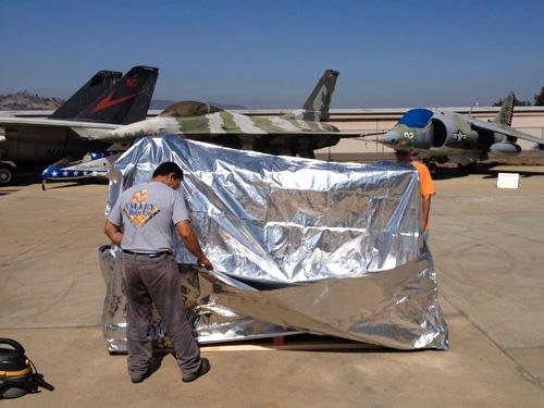 on-site-pack-job-vapor-barrier-bag-packing-crates