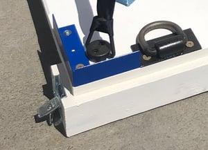 aerospace packaging lid alignment steel