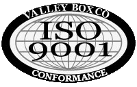 ISO 9001 wooden crates