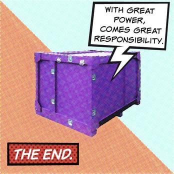trade show crates