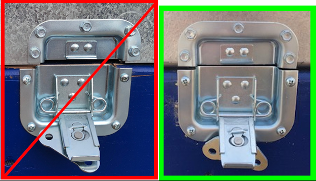 aligned link lock