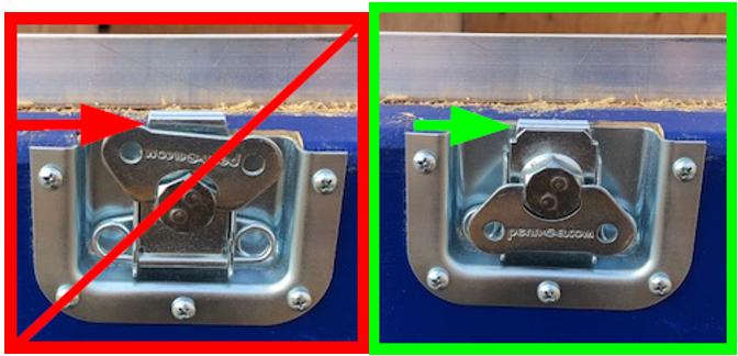 close link lock lid