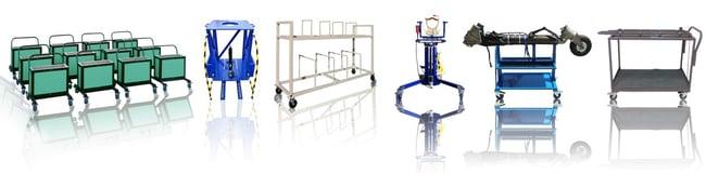 custom material handling equipment
