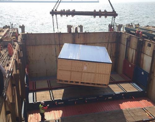 overseas crate