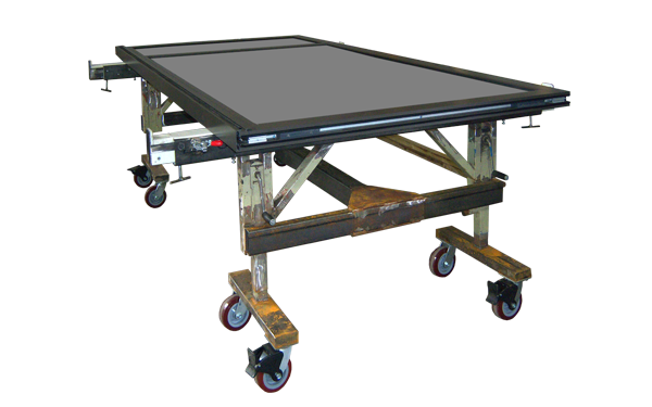 lift tables materials handling