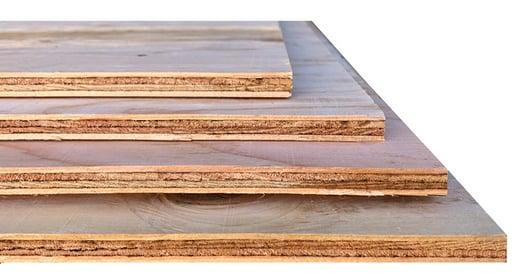 1-2 inch plywood