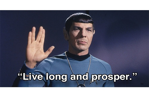 Spock wooden containers