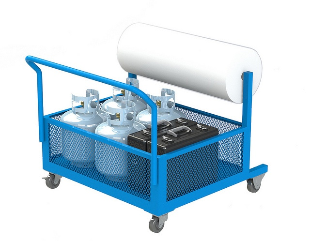assembly line cart