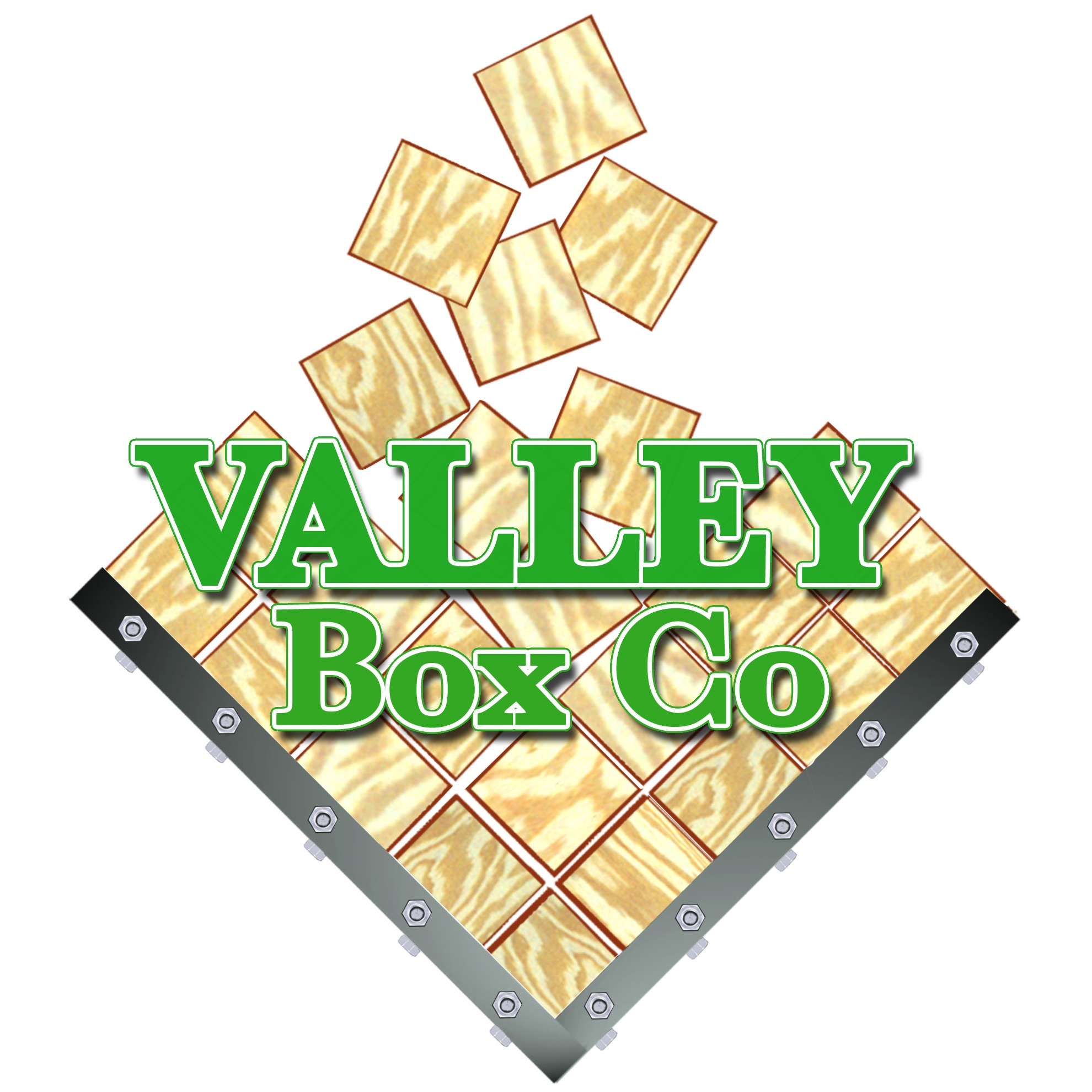 Valley Box Green Packaging