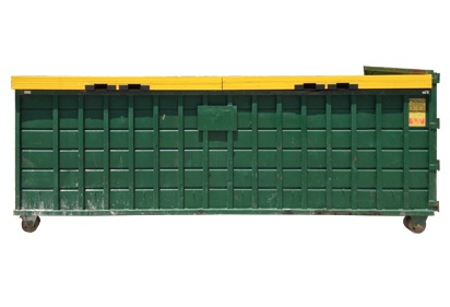 roll-off-40-yard-dumpster-SWPPP-solution