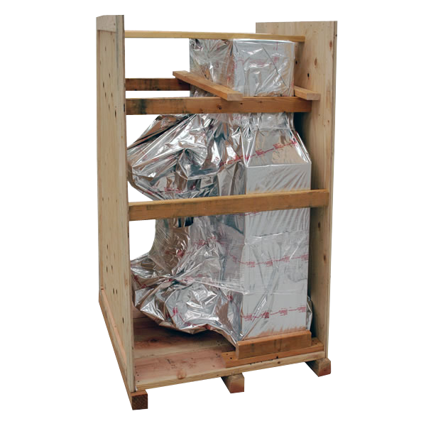 block and brace wooden crates