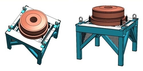 positioning equipment -tooling