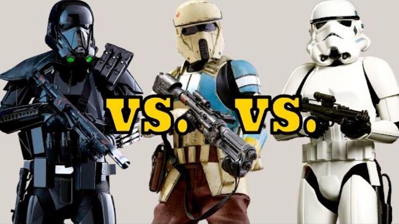 stormtrooper armor comparison