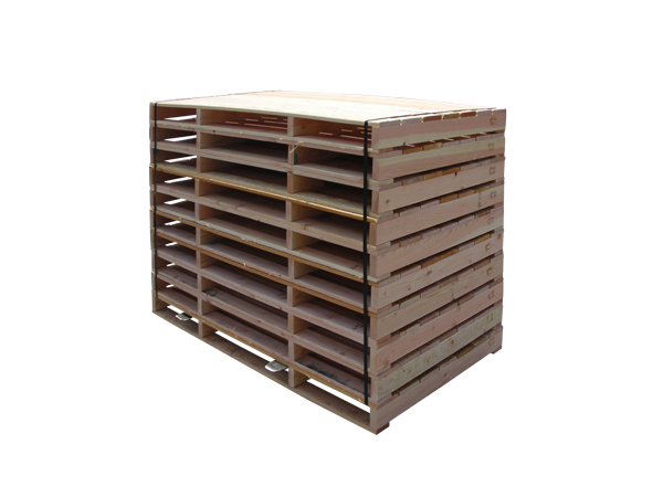 Heavy Duty wood crate Pallets